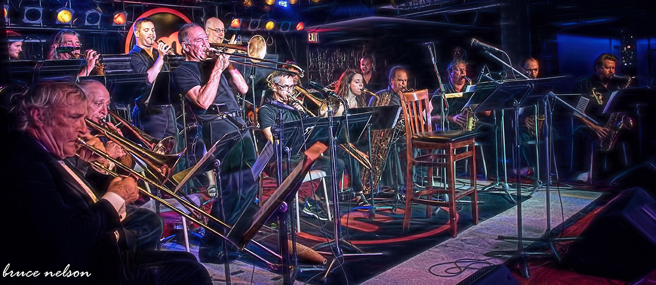 Back Alley Big Band heading to Havana