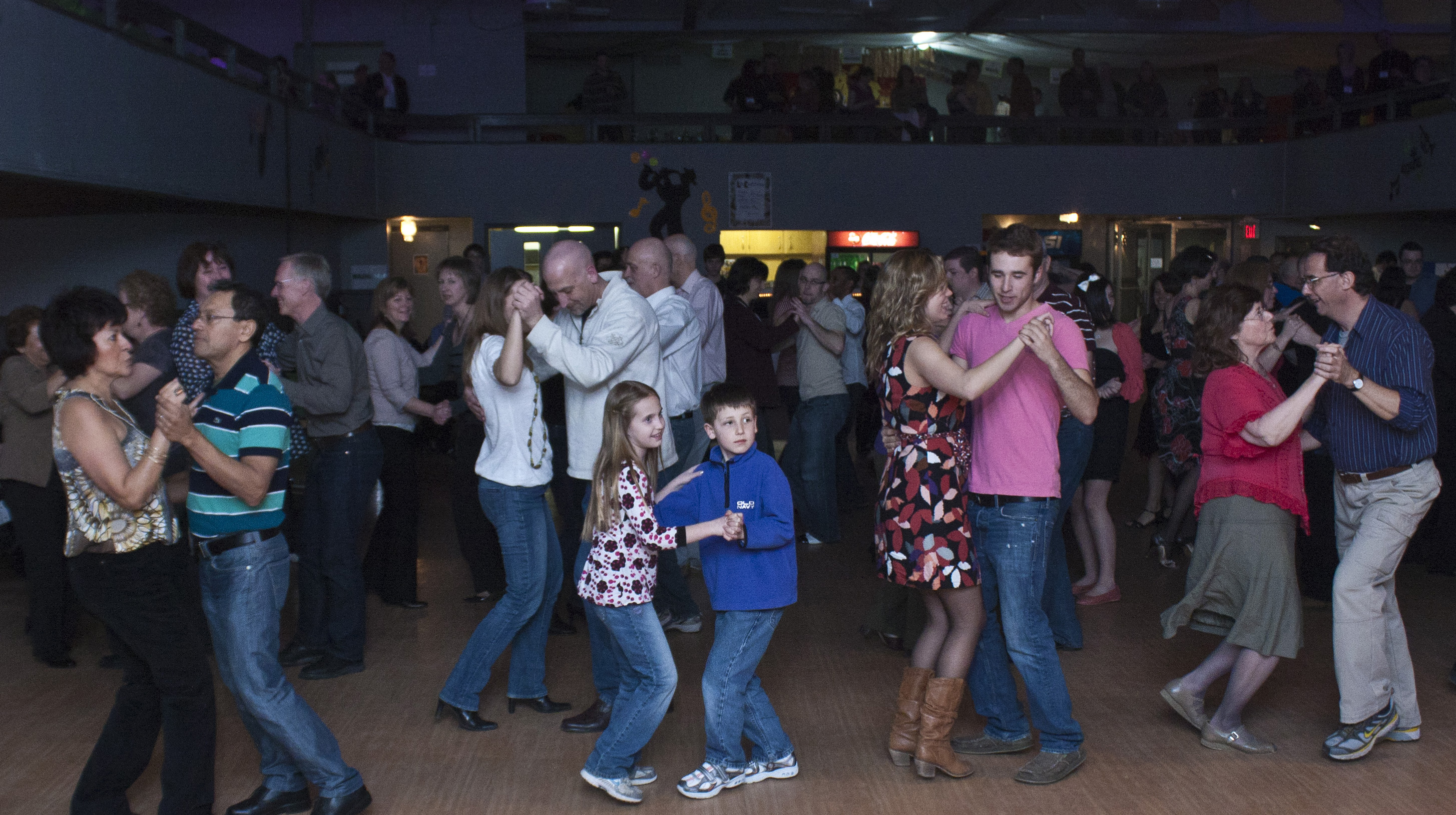 All Ages Dancing