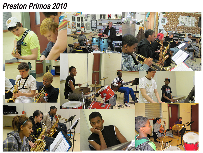 Preston Primos collage